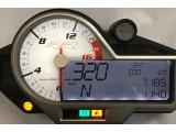 Tacho kann Geschwindigkeiten größer 299 km/h anzeigen