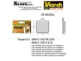Vesrah Racing-Bremsbeläge RJL, VD-9053RJL