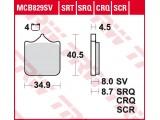 TRW MCB829SCR vorne