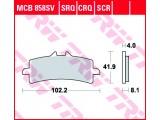 TRW MCB858SRT vorne