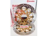 Brembo High-Performance Bremsscheiben Kit 208973767
