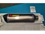 Akrapovic Endschalldämpfer M-R01905T Titan